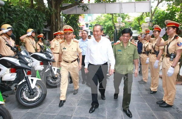 Deputy PM requires absolute safety for May 22 elections hinh anh 1