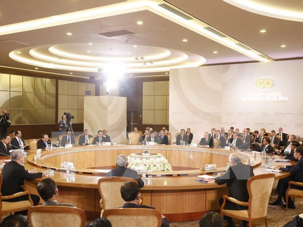 ASEAN, Russia issue Sochi Declaration hinh anh 1