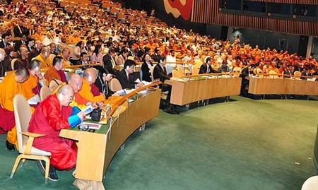 UN marks International Day of Vesak hinh anh 1