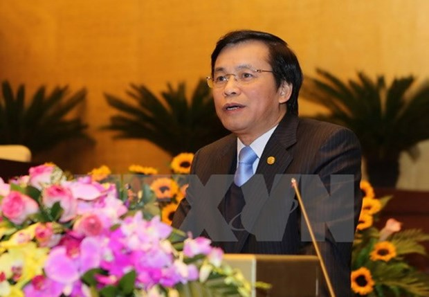 NA Office, JICA strengthen cooperation hinh anh 1