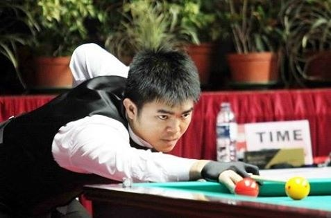 Nguyen bags bronze at World Cup 3-Cushion Carom Billiards hinh anh 1