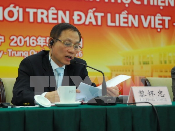 Deputy Foreign Minister calls for enhanced links with Chinese locality hinh anh 1
