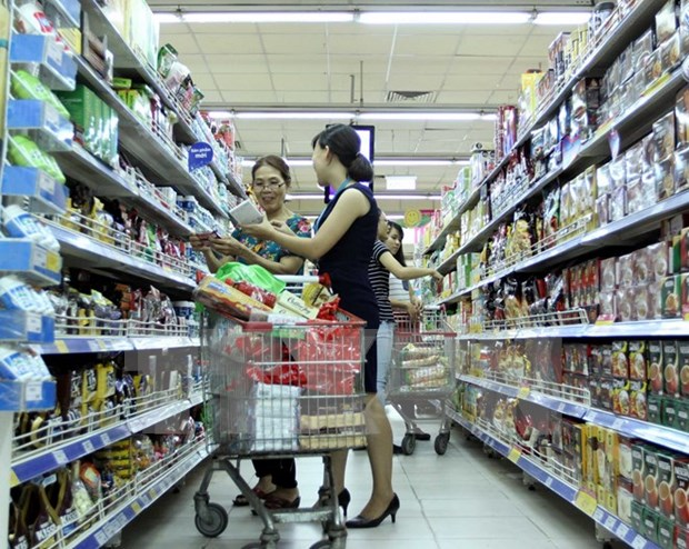 CPI up 0.54 percent in May hinh anh 1
