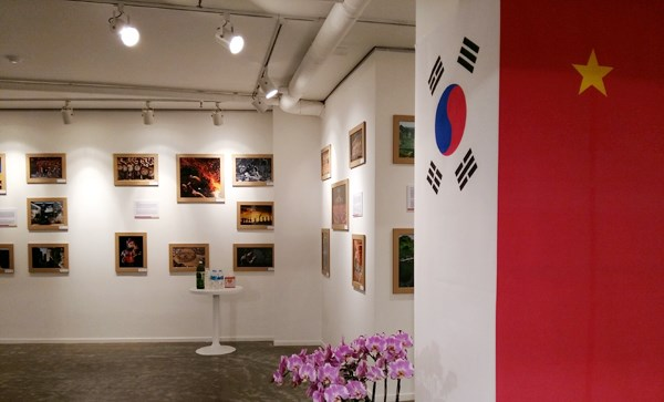 Photos highlighting Vietnam's world heritages on display in RoK hinh anh 1