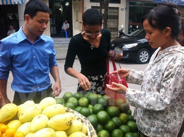HCM City: pilot projects benefit street traders hinh anh 1