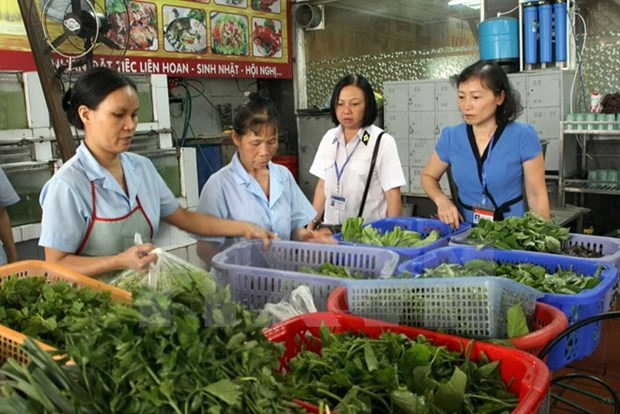 Conference discusses eateries management in Hanoi hinh anh 1