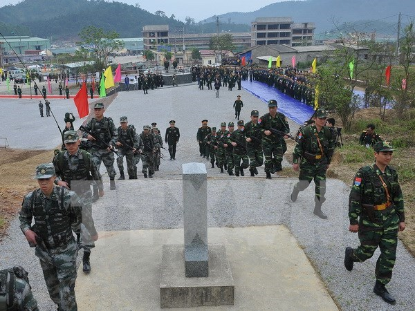 Results, difficulties seen in enforcing Vietnam-China border documents hinh anh 1