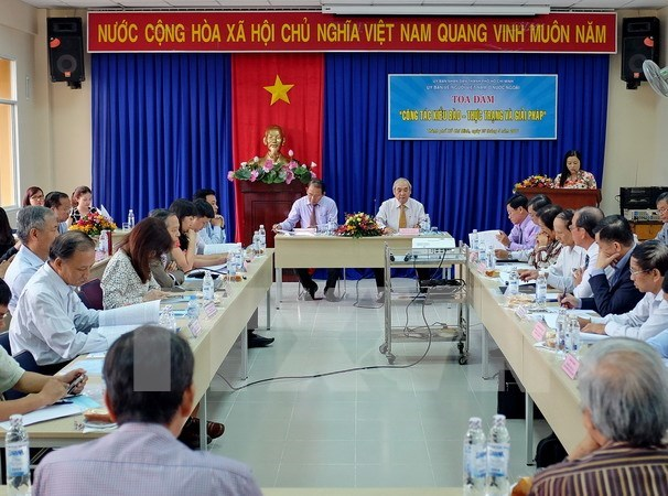 HCM City seek ways to engage OVs' brainpower hinh anh 1