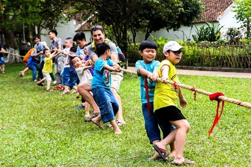 Museum of Ethnology to host children's games from SE Asia hinh anh 1