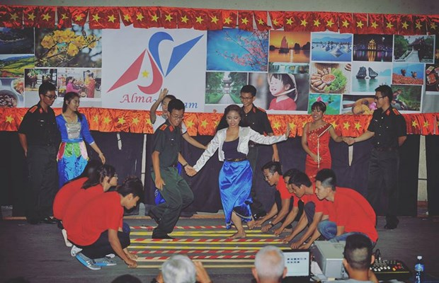 Alma Vietnam 2016 takes place in Cuba hinh anh 1