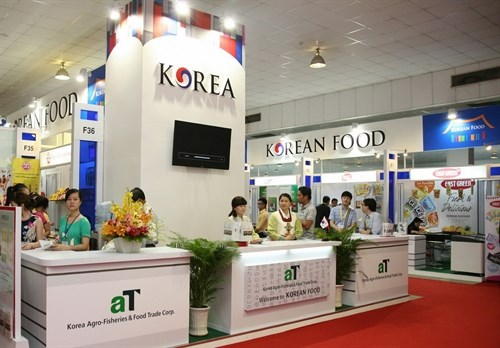 Exporting produce from Vietnam to RoK hinh anh 1