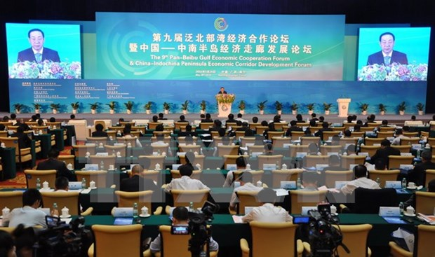 Vietnam values Pan-Tonkin Gulf economic cooperation: official hinh anh 1