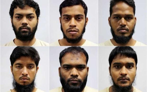 Singapore prosecutes 6 Bangladeshis for terrorism hinh anh 1