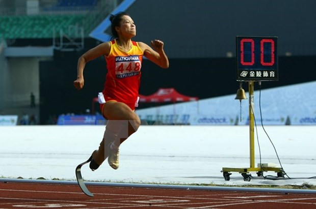Over 1,000 athletes to compete at national Paralympic Games hinh anh 1
