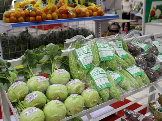 Safe food market to open twice per month hinh anh 1