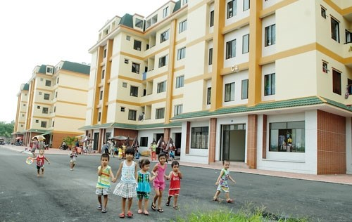 Hanoi workers call for social housing hinh anh 1