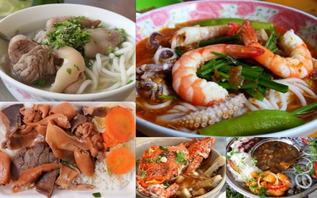 Gastronomes to be feasted at southern food festival 2016 hinh anh 1