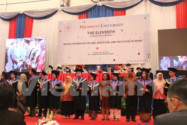 Indonesian university ready to welcome more Vietnamese students hinh anh 1