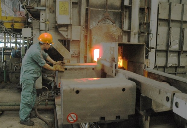 Vietnam's steel production surge in May hinh anh 1