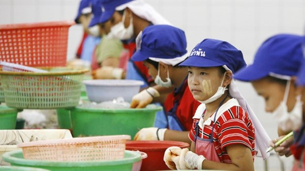 Thailand opens centre to support migrant workers hinh anh 1