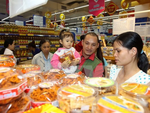 Vietnam's consumer confidence index hike hinh anh 1