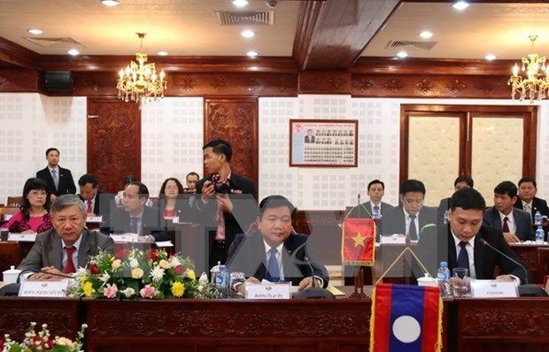 HCM City, Champasak foster in-depth ties hinh anh 1