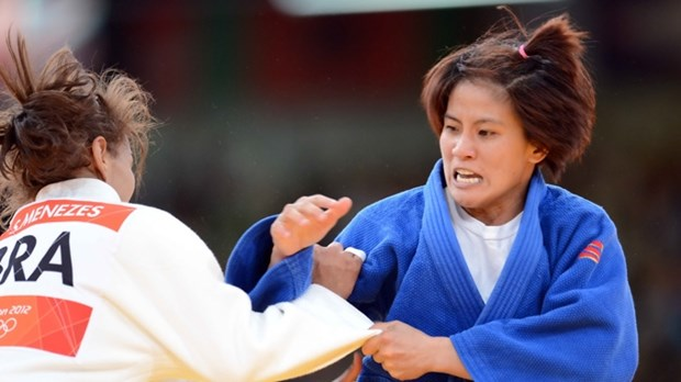 Vietnam's judo secures berth for Rio Olympic Games hinh anh 1