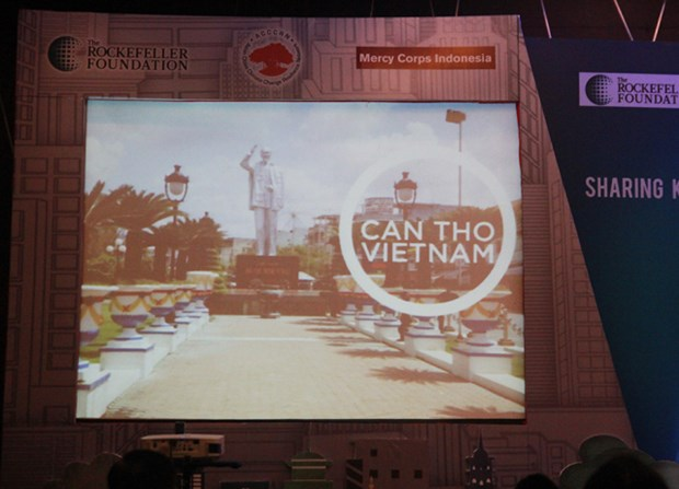 Can Tho joins 100 Resilient Cities Network hinh anh 1
