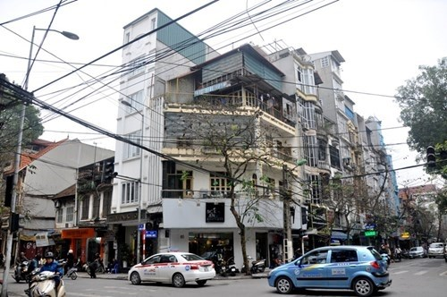 Old Quarter threatened by high-rise construction hinh anh 1