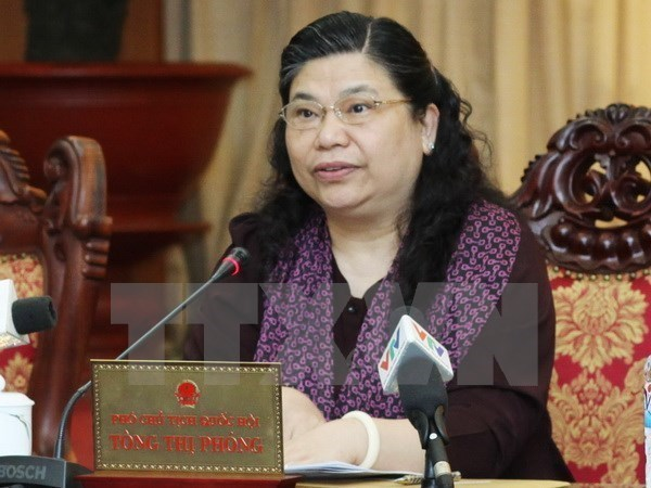 National Assembly Vice Chairwoman visits the UK hinh anh 1