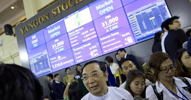 Myanmar to allow foreign investors to list in first stock exchange hinh anh 1