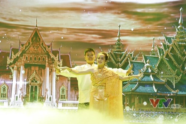 ASEAN children art gala opens on International Children's Day hinh anh 1