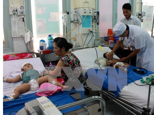 Health agencies redouble efforts to prevent viral, bacterial diseases hinh anh 1