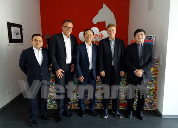 German toy association eyes investment in Vietnam hinh anh 1