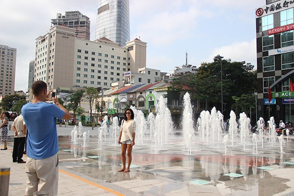 HCM City to provide free WiFi hinh anh 1