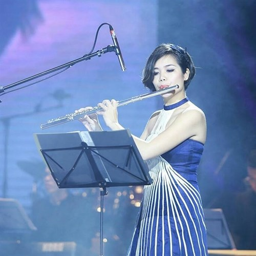 Talented flautist to perform music from Romantic period hinh anh 1