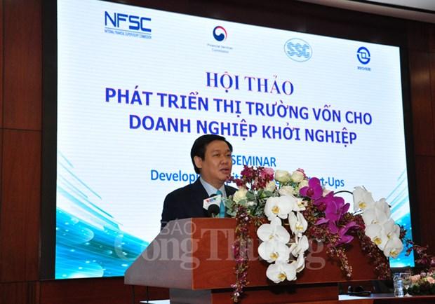 Workshop seeks to develop capital market for startups hinh anh 1