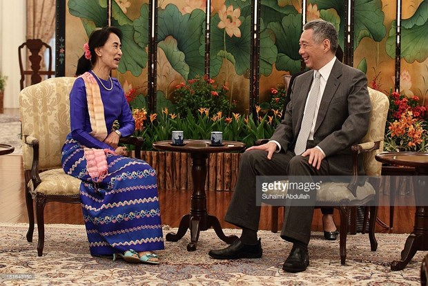 Singapore proposes ASEAN spokesperson hinh anh 1
