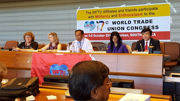 Vietnam attends international labour conference in Geneva hinh anh 1