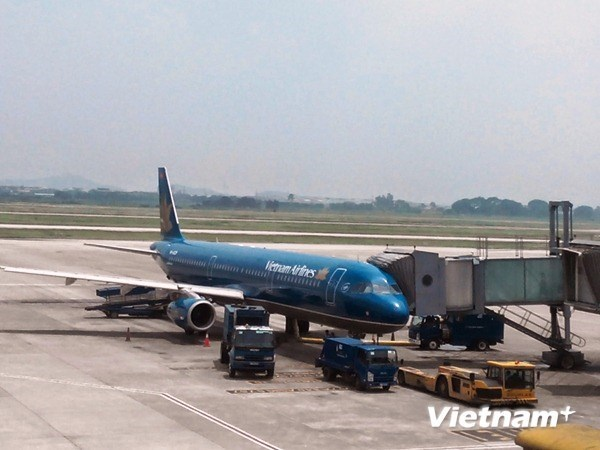 Domestic Vietnam Airlines flight diverted to Laos due to bad weather hinh anh 1