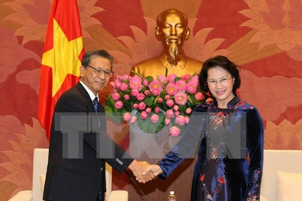 Top legislator calls for Japan's help to deal with drought hinh anh 1