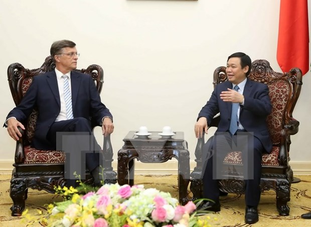 Vietnam welcomes Australian investors, says Deputy PM hinh anh 1