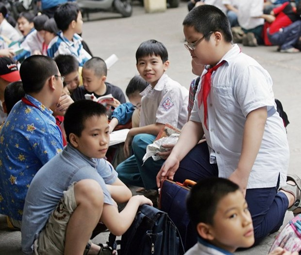 Childhood obesity rate increasing in big cities hinh anh 1