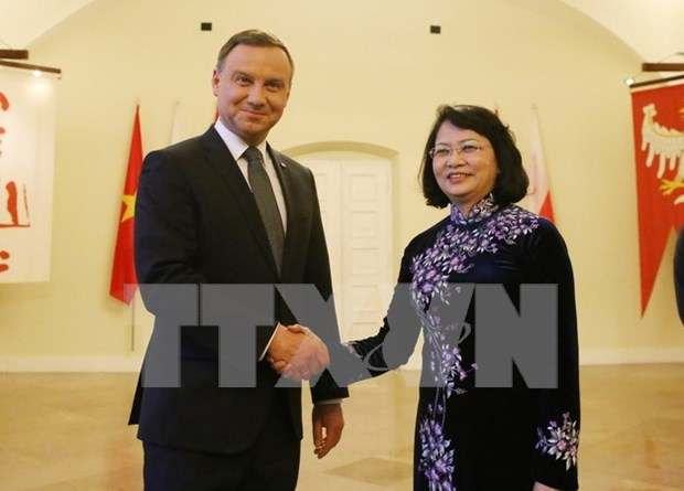 Vietnam, Poland boast great potential for partnerships hinh anh 1
