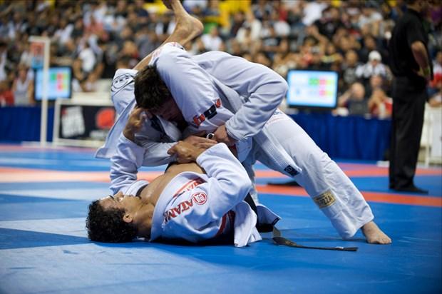 Vietnam tops regional Jiu-Jitsu championship hinh anh 1