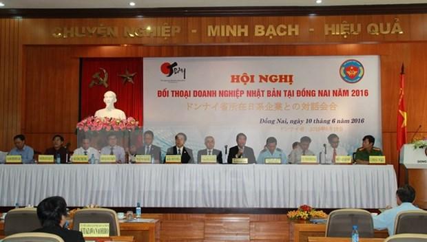 Dong Nai pledges to tackle obstacles facing Japanese firms hinh anh 1