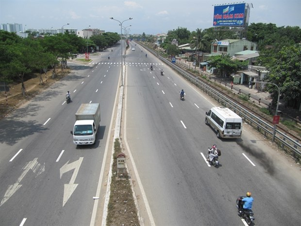 Da Nang begins key transport infrastructure projects hinh anh 1