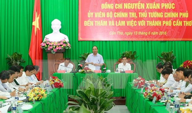 Perfect development planning critical to Can Tho: PM hinh anh 1