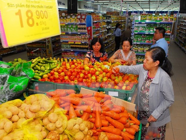 Ministry pledges to back safe food initiative hinh anh 1