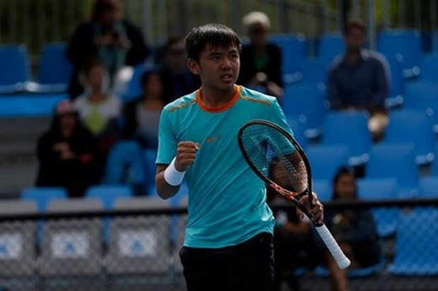 Nam up six places in world tennis rankings hinh anh 1